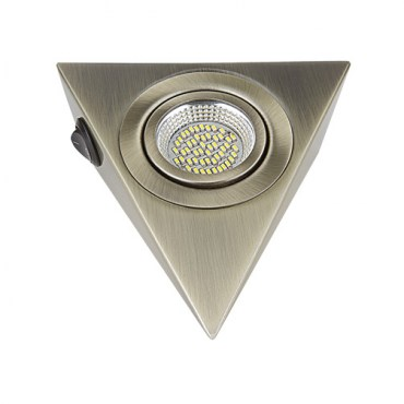 Светильник Lightstar 003341 MOBILED ANGO LED Green Bronze