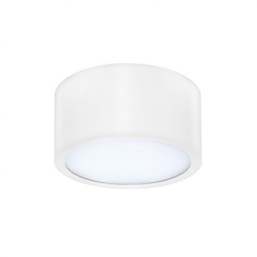 Светильник Lightstar 213916 ZOLLA CYL LED-RD White