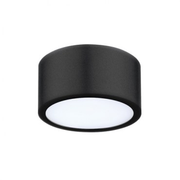 Светильник Lightstar 213917 ZOLLA CYL LED-RD Black