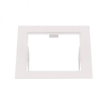 Рамка Lightstar 214516 DOMINO QUADRO White