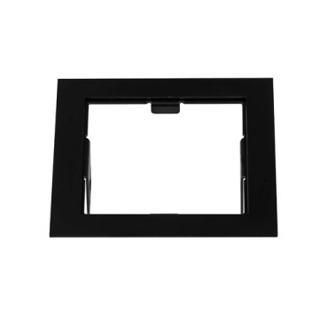 Рамка Lightstar 214517 DOMINO QUADRO Black