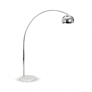 Торшер Arco light White