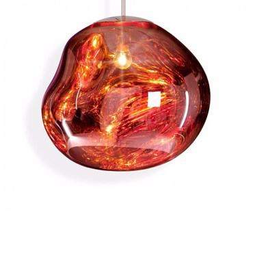 Melt Pendant Copper 12337