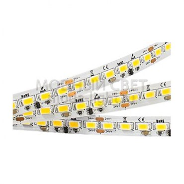 Лента IC2-5000 24V Warm 2700K 4xH (5630, 600 LED, LUX)