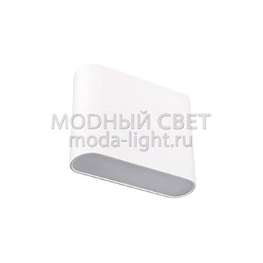 Светильник SP-Wall-110WH-Flat-6W WW