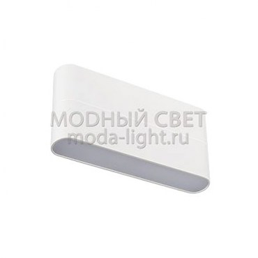 Светильник SP-Wall-170WH-Flat-12W WW